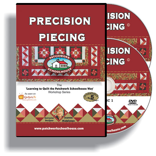 Precision Piecing